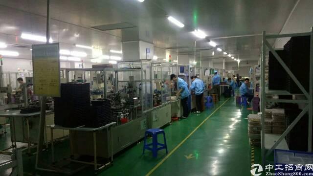 福永1700平方厂房带装修仓库