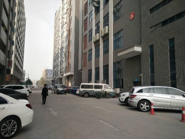 公明田寮靠近南光高速出口高新科技园内9楼1250平米带豪华装