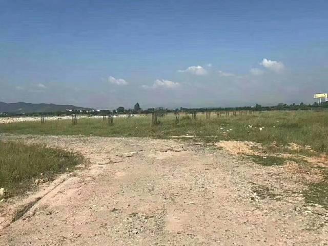 广东中山红本国有土地用地出售60000平方