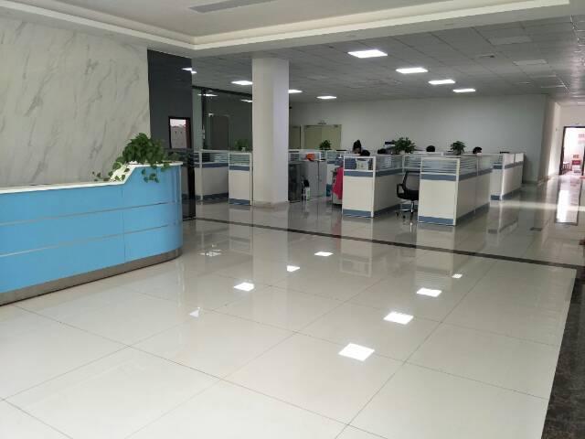 福永和平新出底价厂房1500平米带精装修厂房转让