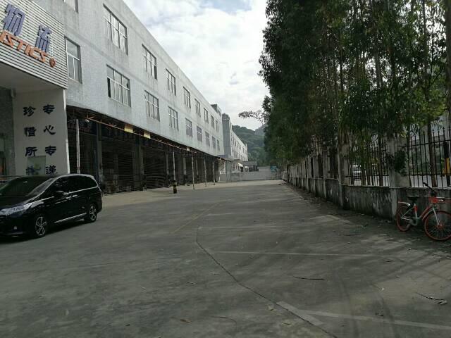 福永107边2楼整层3800㎡仓库出租
