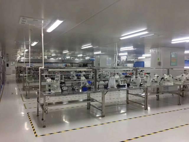 观澜福民龙观快线旁新出楼上一整层1100平厂房招租