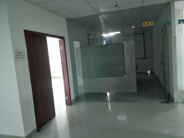 福永和平新出底价厂房1500平米带精装修厂房转让-图3