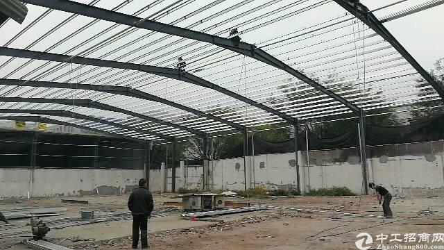 全新7米钢构即将完工,面积2250平方