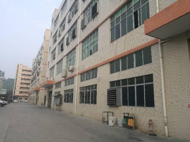 公明南光高速口独门独院1-4层5800平方