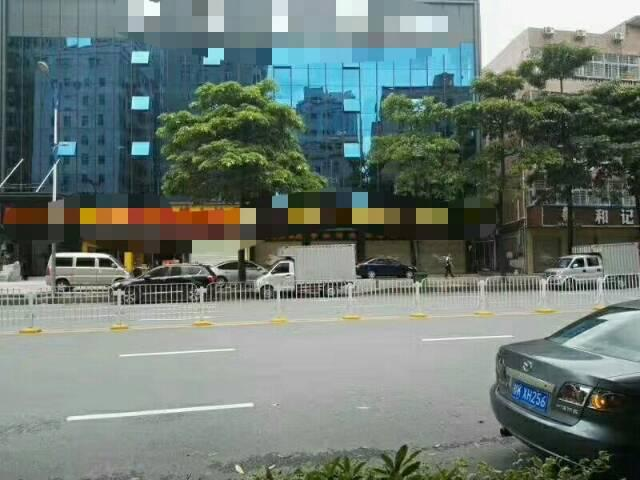 龙华龙胜地铁口精装修写字楼86平出租