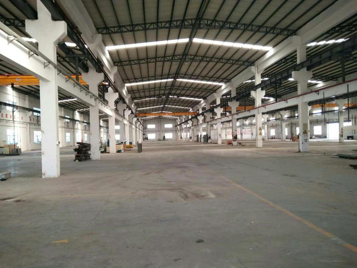 深圳坂田独院单一层12米高30000平方可分租低价出租-图2