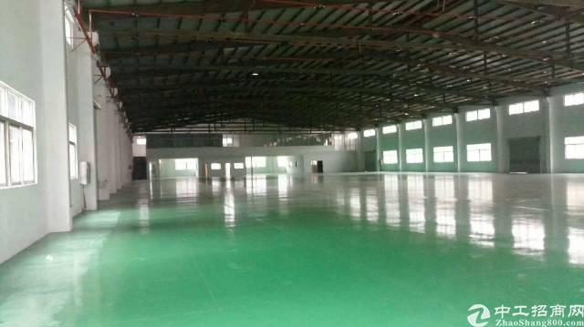 高速出口新出,钢构厂房招租。厂房总面积16000平米。本-图3
