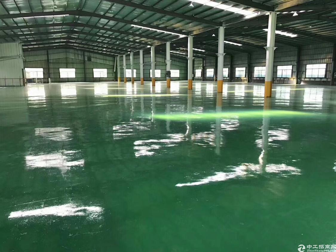 黄江镇刁朗村单一层独院钢构2200平米带办公室装修现成水电