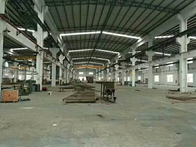 光明新区15000平方钢构厂房出租,合同期厂,高度十二米.-图4