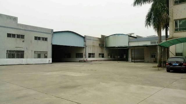 高速出口新出,钢构厂房招租。厂房总面积16000平米。本-图4