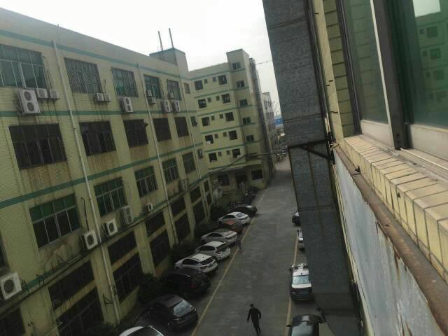 福永和平楼上400平米带装修厂房出租-图3