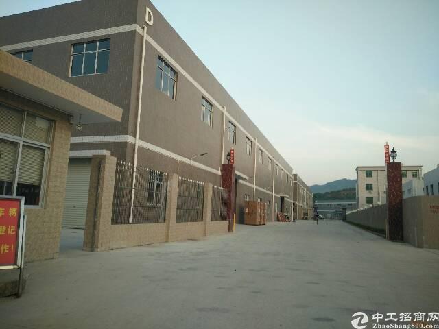 惠阳新圩红卫主干道旁4500平方钢构出租