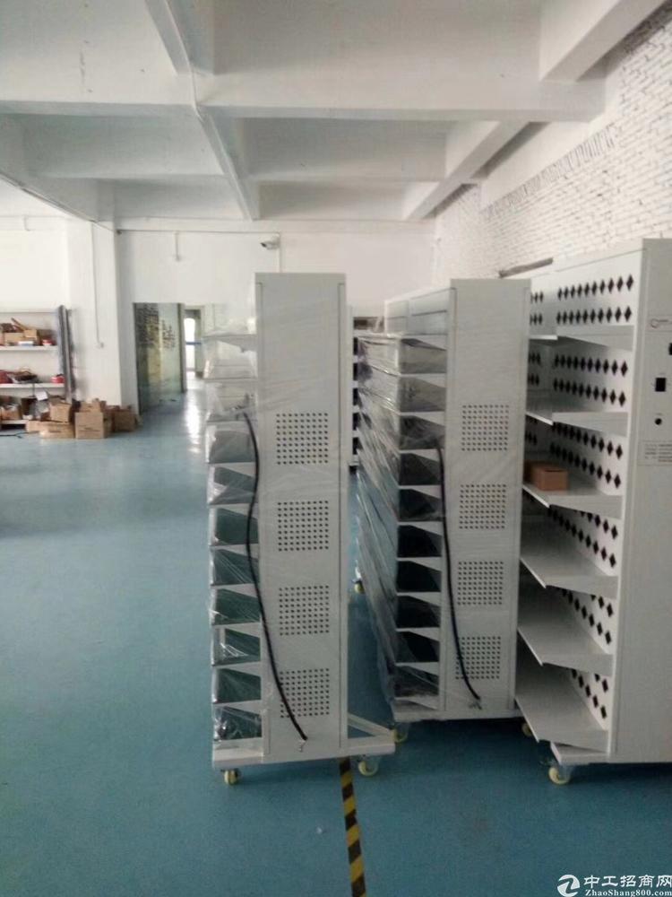 龙华汽车站附近新出精装修厂房750平