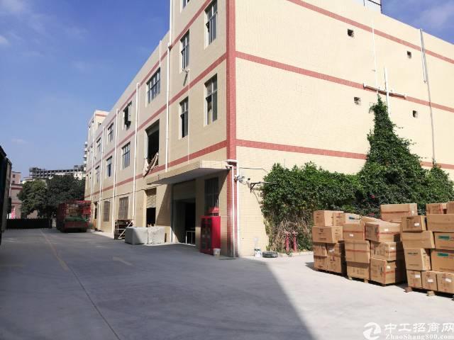 惠阳区秋长镇独立产权证花园式厂房出售全新12000平米