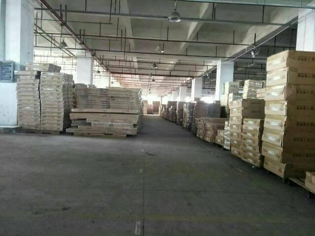 厚街镇双岗村家具城新出现成家具厂800平方米出租现成环评