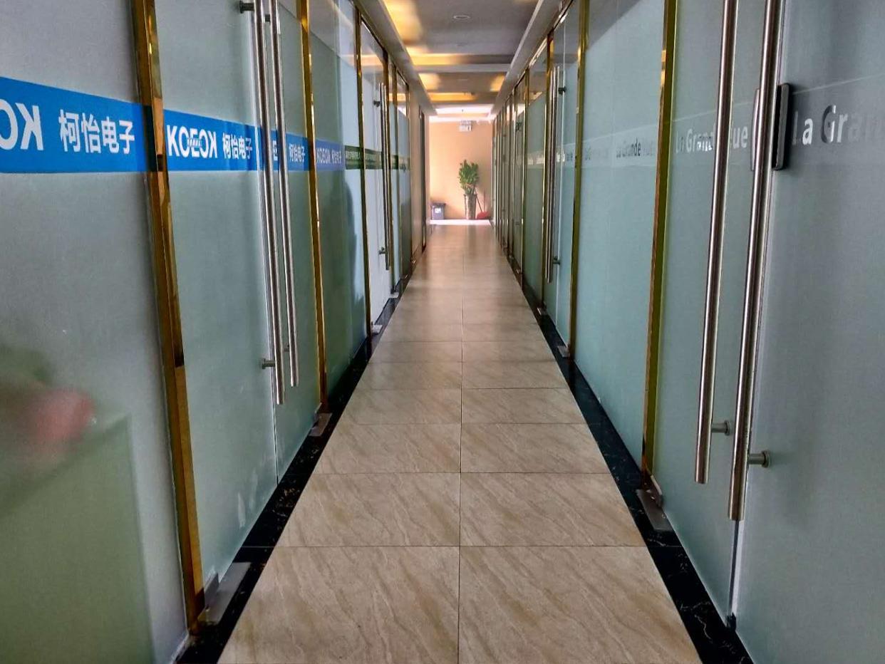 龙胜地铁站附近精装修厂房220平米,无转让费