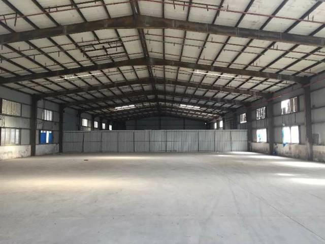 广州新塘明包钢构厂房-图2