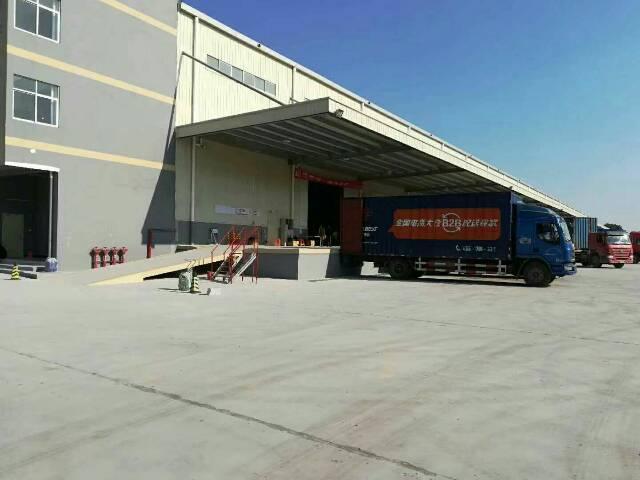 福永老机场附近新出物流仓库30000平米带卸货平台