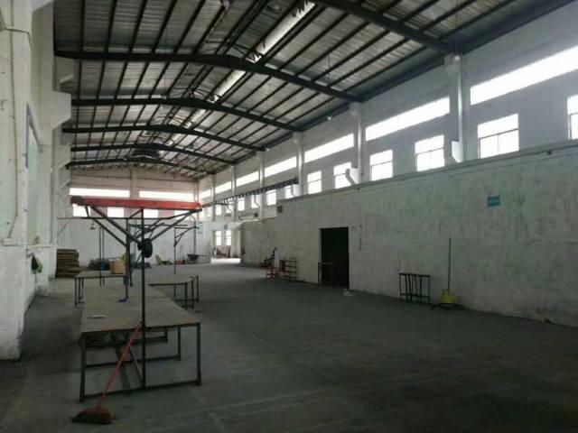 广州新塘明包钢构厂房