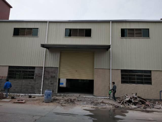 横沥镇原房东钢构厂房