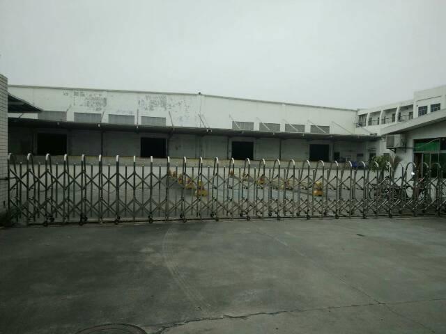 福永宝安大道边原房东物流仓库出租15000平米