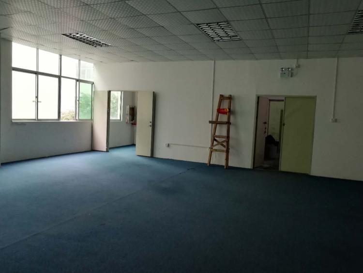 大浪独门独院楼上新出600平带精装修厂房。