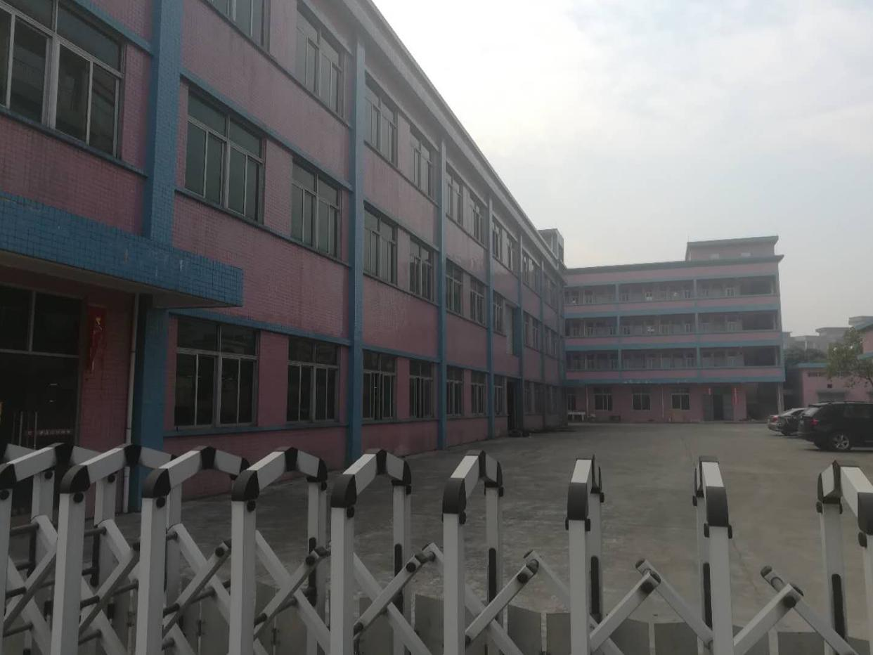 虎门原台湾盛威电子厂独院出租3500平、精装修、宿舍1200