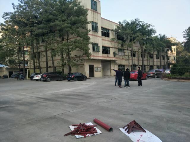 福永桥头地铁站附近新出1200平方豪华装修厂房-图2