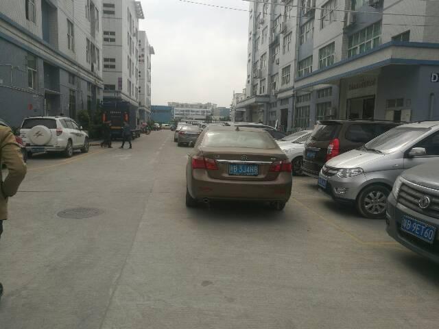 西乡固戍南昌工业园6楼690平方空置厂房出租