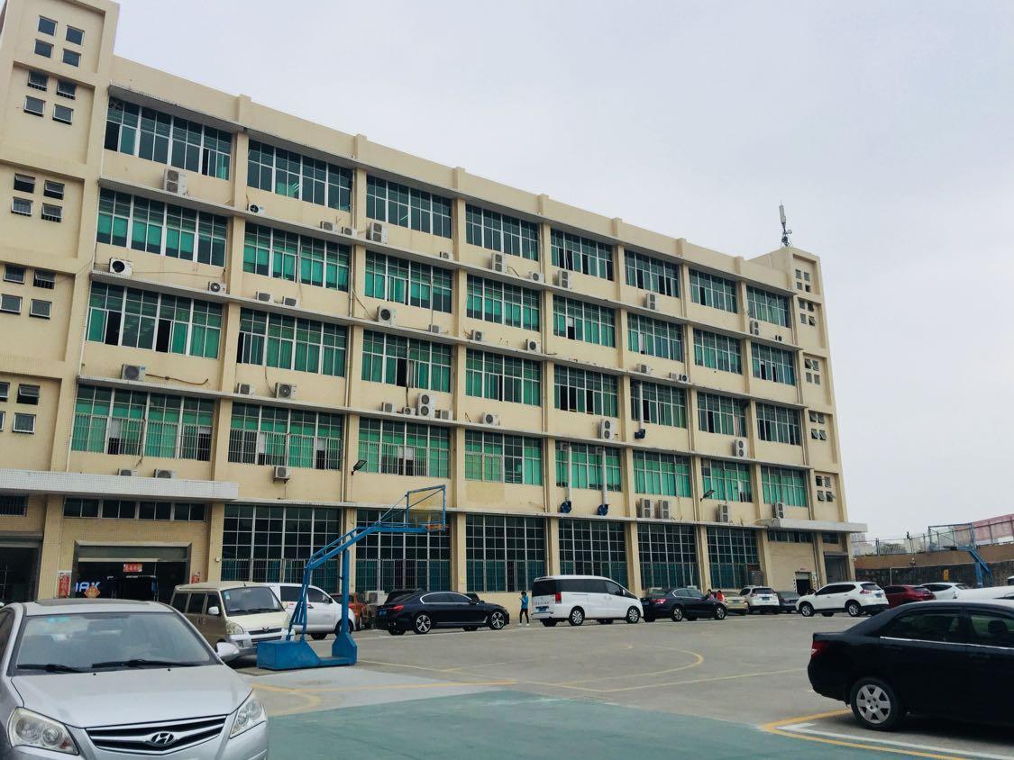 原房东!独院分租独栋实际面积厂房,1至5层16000平方
