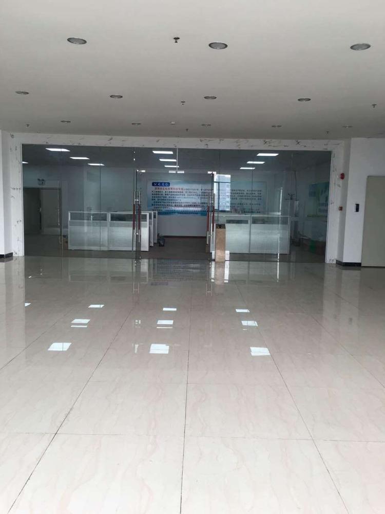 光明新区公明南光高速下村出口6400平方豪华办公室装修厂房出-图2