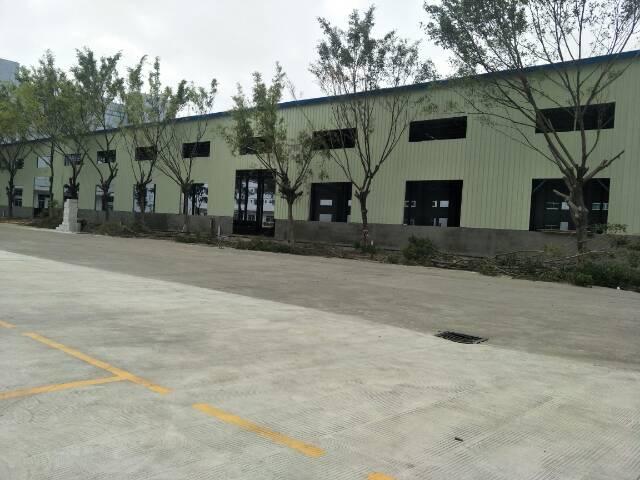 清溪高端大气工业园独栋钢构厂房6000平方招租可分租