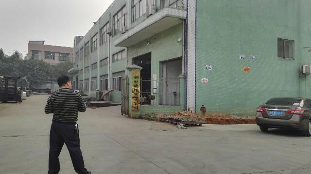 松岗燕川燕山大道原房东独院3600平方实际面积出租空地大