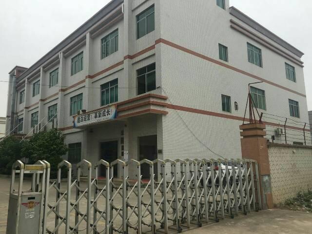 惠州陈江独院厂房6800平方带装修招租