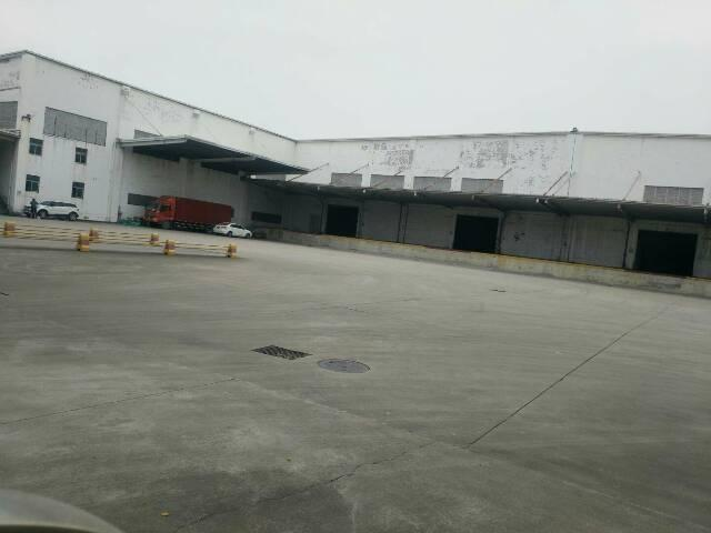 大型物流园带卸货平台和消防喷淋独院35000平方出租