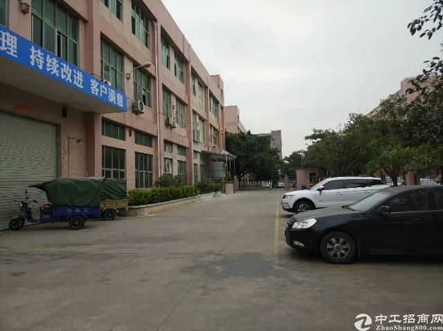 松刚车站附近新出楼上厂房1000平方原房东无公摊低价招租