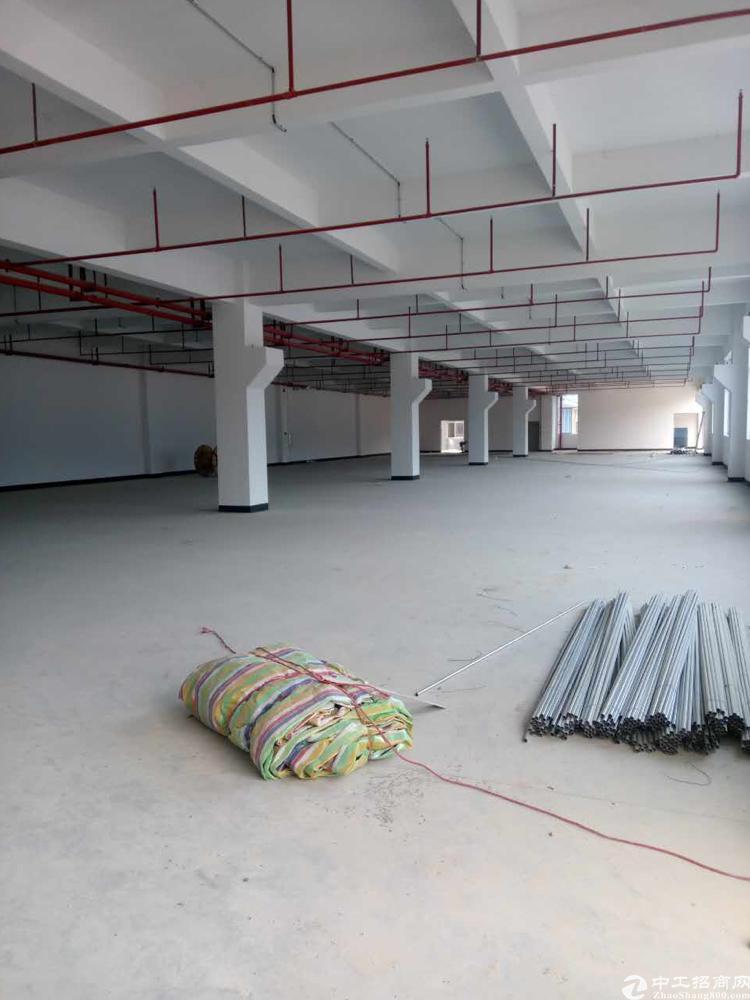 龙岗 爱联嶂背原房东独院厂房1-3层6600平米招租-图2