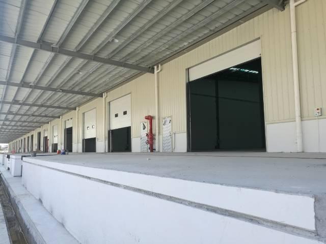 麻涌新出全新钢结构物流仓5万平方可以分租,证件齐全,丙2类消