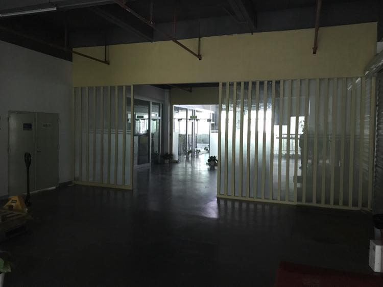 坂田五和大道边利金城工业区2480平带豪华装修厂房低价出租-图4