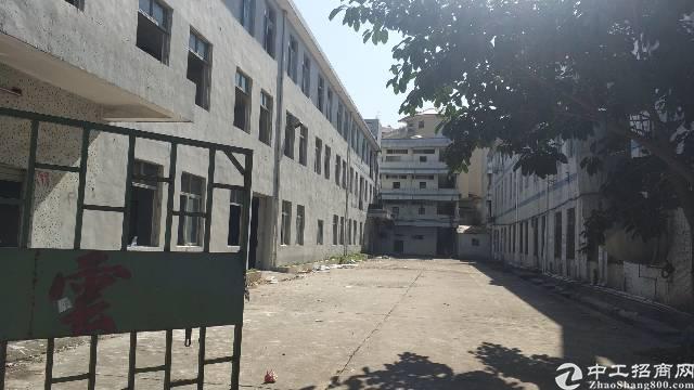 龙岗主干道边独院厂房出租3150平米