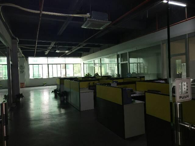 红本坂田五和大道旁精装修厂房-图2