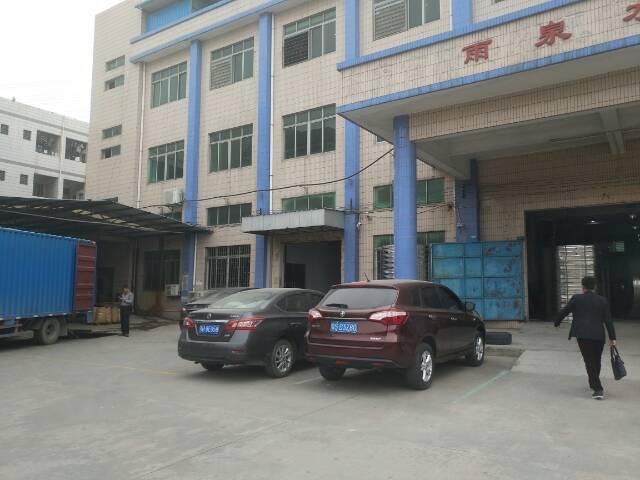 虎门镇南柵六区工业区独院厂房出租一楼1700平米,高度6米