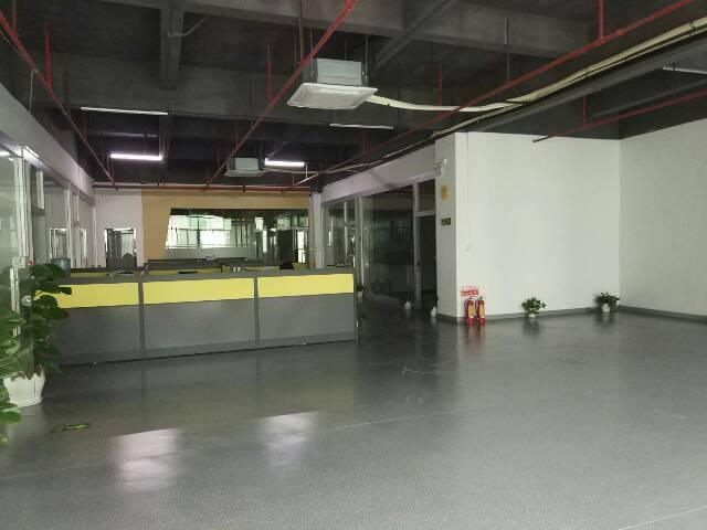 红本坂田五和大道旁精装修厂房-图6