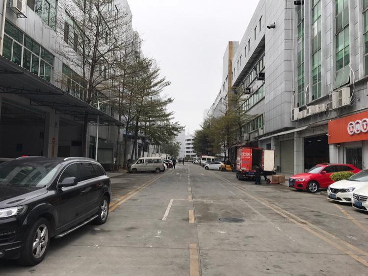 坂田五和大道边利金城工业区2480平带豪华装修厂房低价出租-图6
