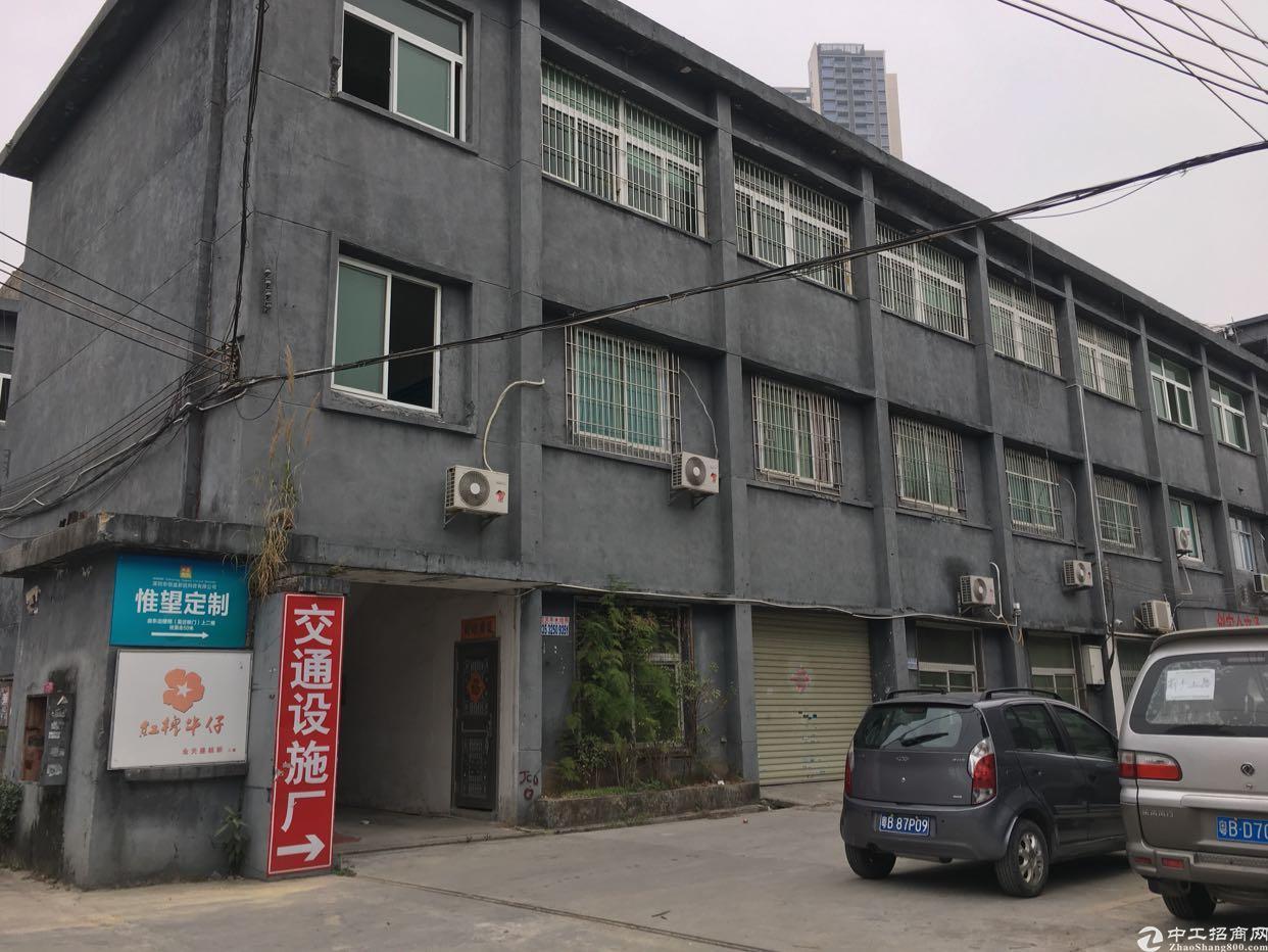龙华新出2楼500平厂房出租,交通便利