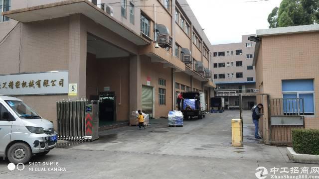 长安镇锦厦一楼1800平 水电齐全