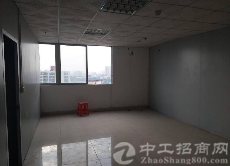 沙井107国道黄埔路新出楼上530平带装修厂房出租-图5