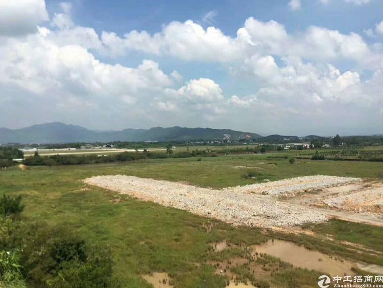 深圳周边惠州国有工业用地800亩25万每亩出售