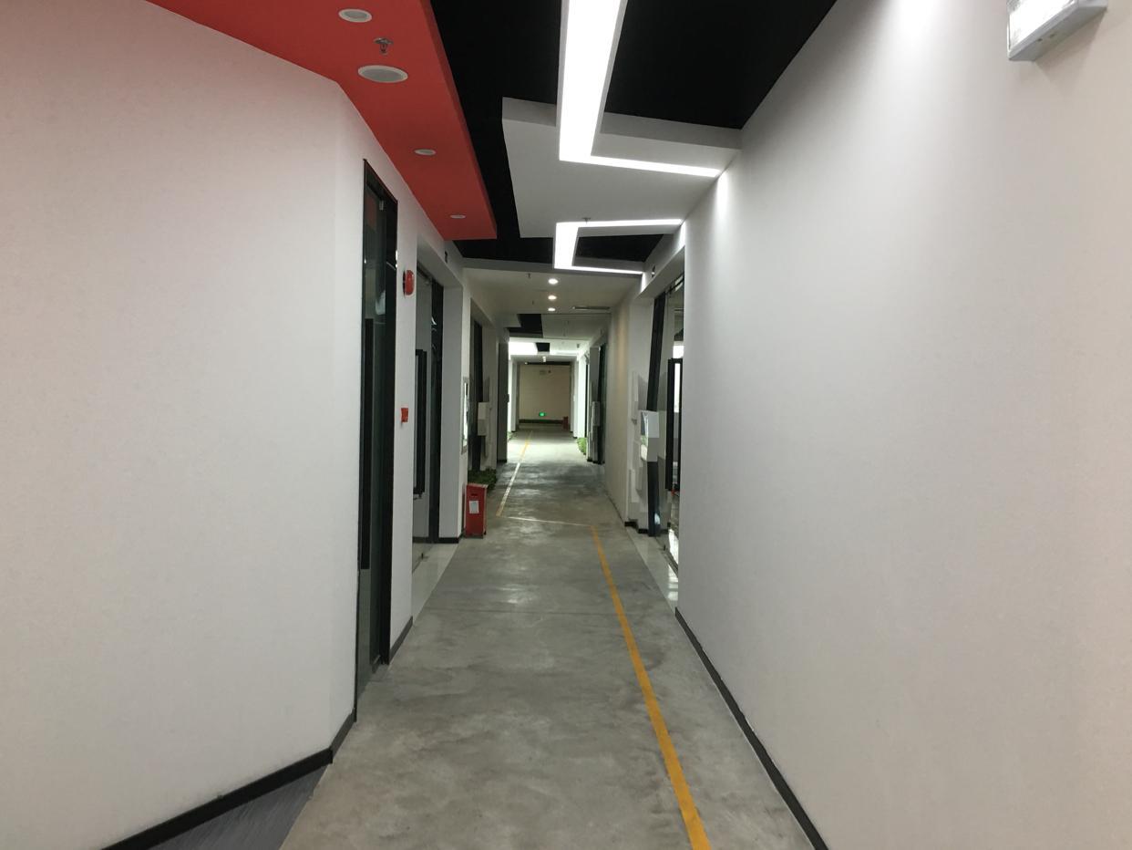 龙华高新产业园花园式办公,100~1000平,可申请政府补贴